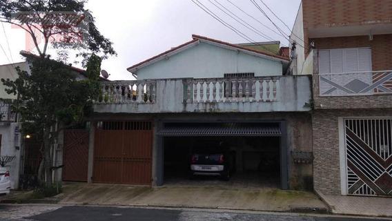 Terreno À Venda, 250 M² Por R$ 400.000,00 - Jardim Alvorada - Santo André/sp - Te0224