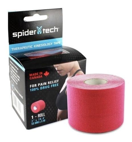 Tape Kinesiologico Spidertech® 5 Cm X 5 Mt. (1 Rollo)
