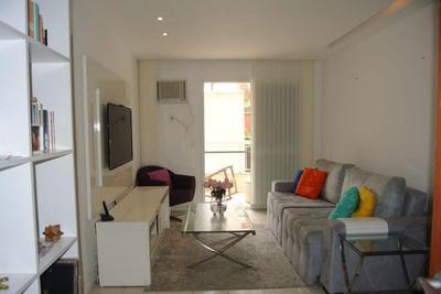 Apartamento Em Itaipu, Niterói/rj De 75m² 2 Quartos À Venda Por R$ 479.000,00 - Ap214611