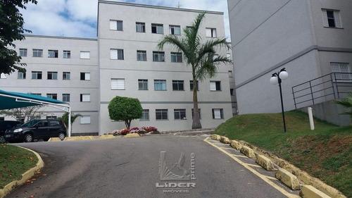 Imagem 1 de 15 de Apartamento Residencial Das Flores Bragança Pta Sp - Ap0369-1