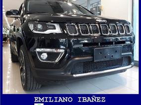 Jeep Compass Limited Plus 2.4l 9 Vel Aut Ei