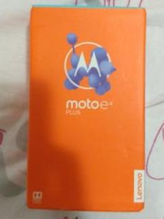 Celular Moto E4 Plus Lenovo/motorola 32 Gb Usado
