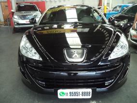 Rcz 1.6 Turbo Automatico 16v 2012 Preto Completo Couro Veja!