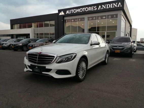 Mercedes Benz C200 Exclusive Automatica Sec 2016 2.0 Rwd 309