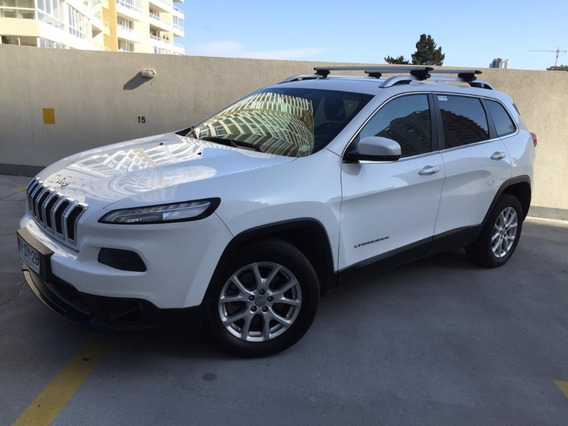 2015 Jeep Cherokee 2.4 Auto Longitude