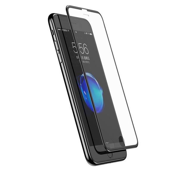 Película 3d Vidro Temperado 0.23mm iPhone 6/6s Plus/7/8 Plus