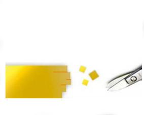 Solda De Ouro Laminado1 Grama Ourives Joalheiro