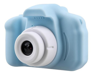Camara Digital Niños Uso Rudo Hd 1080p Fotos Video Infantil