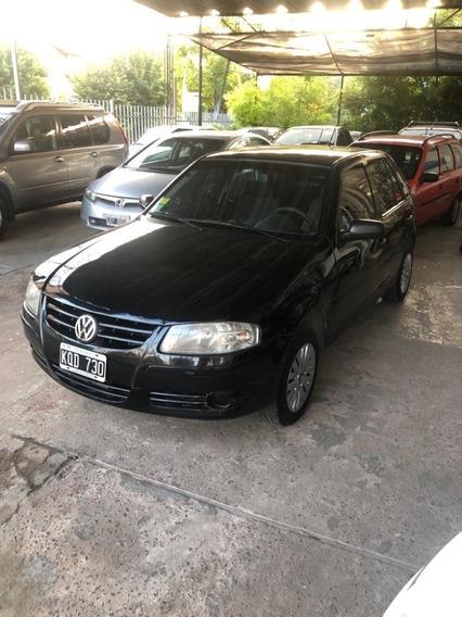 Volkswagen Gol Power 1.4 Negro
