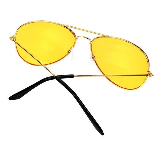Óculos P/ Dirigir À Noite Nigth Drive = Melhor Visão Noturna