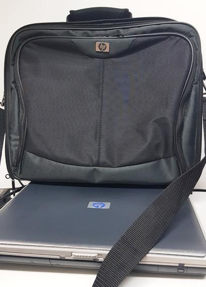 Notebook Hp Compaq Nx9030 - Completo Funcionando + Bolsa
