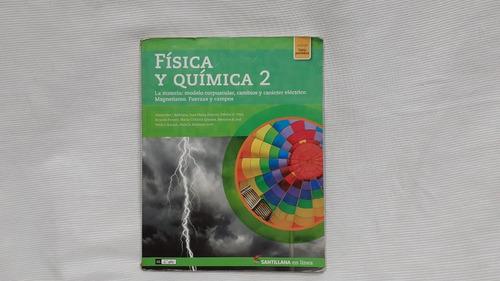 Imagen 1 de 6 de Fisica Y Quimica 2 Santillana En Linea La Materia Modelo Cor