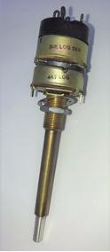 Potenciômetro Com Chave Duplo 10k+4k7 Constanta