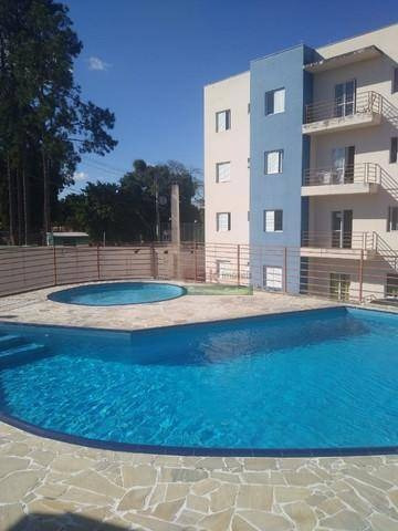 Apartamento Com 2 Dormitórios À Venda, 53 M² Por R$ 160.000 - Vila Areao - Taubaté/sp - Ap4687
