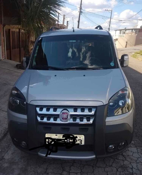 Fiat Doblo 1.8 16v Adventure Flex 5p 2014