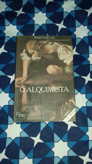 Livro O Alquimista Edição 149 Rocco