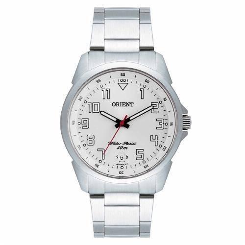 Relógio Orient Analógico Masculino Mbss1154a S2sx