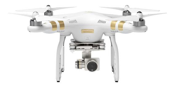 Drone DJI Phantom 3 Professional com cámara 4K white