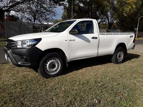 Toyota Hilux 2.4 Cs Dx 150cv 4x4 2018