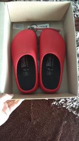 Zapatos Rojos Para Chef