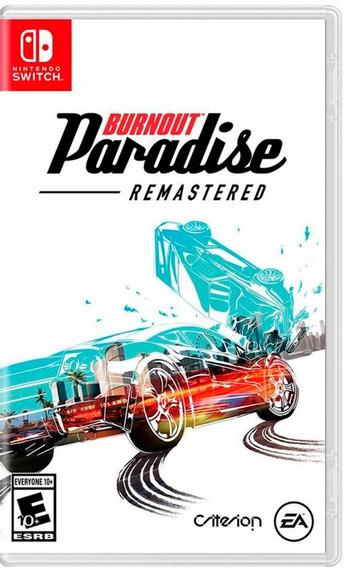 ..:: Burnout Paradise Remastered ::.. Switch En Game Center