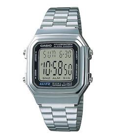 Relógio Casio Digital A178wa-1adf - Original