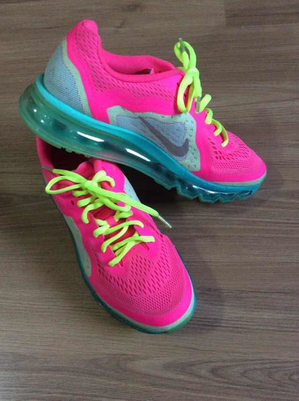 Nike Modelo Importado Tam 38