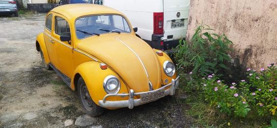Volkswagen Fusca 1964 1300