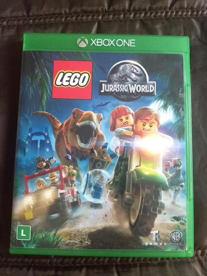 Xbox One - Jogo Lego Jurrasic World