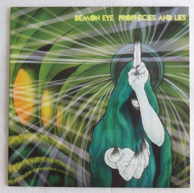 Demon Eye Propheces And Lies Lp Usnea Cough Electric Wizard