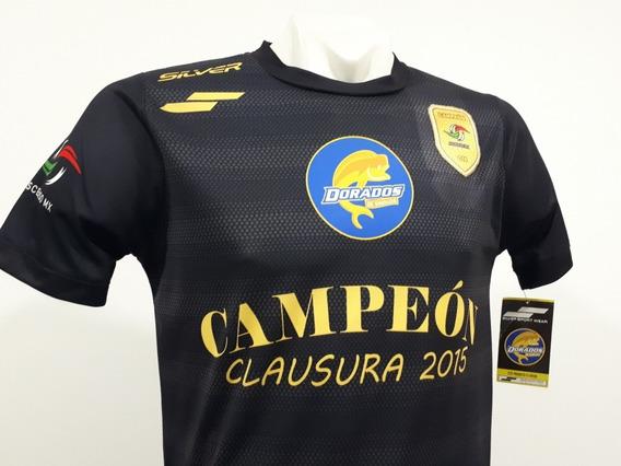 Jersey Dorados Sinaloa Festejo Campeón Clausura 2015