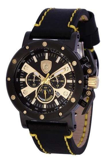 Relógio Lamborghini Quartz(modelo Lb90036652m)