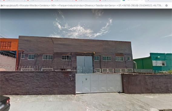 Galpão Comercial Para Locação, Parque Industrial Das Oliveiras, Taboão Da Serra, Sp - 273-im350204