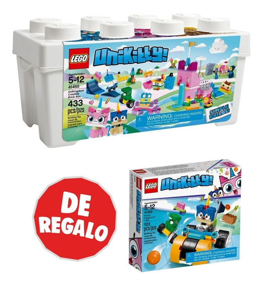 Lego Unikitty: Unikingdom Creative Brick Box + Regalo