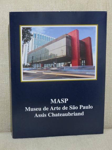 Masp Museu De Arte De São Paulo Assis Chateaubriand Safra