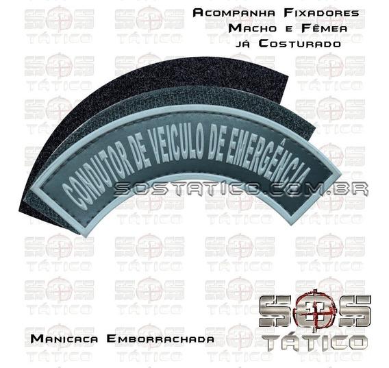 Manicaca Condutor De Veículo De Emergência Envio Carta
