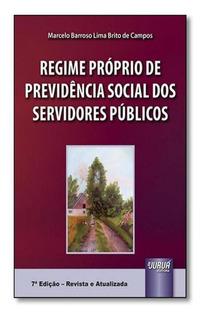 Regime Proprio De Previdencia Social Dos Servidores Publicos