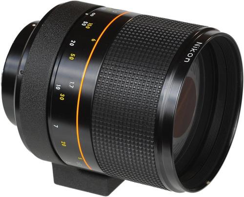 Lente Nikon 500mm F/8