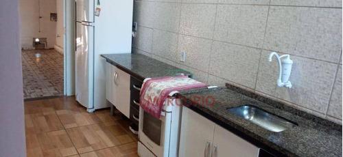 Imagem 1 de 25 de Casa À Venda, 76 M² Por R$ 197.000,00 - Jardim Marília - Bauru/sp - Ca3438
