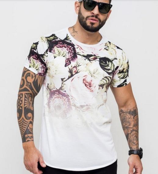 Camiseta Focus Trend Collection Estampas - Pronta Entrega