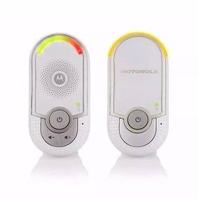 Babá Eletrônica Motorola Mbp8 Bivolt Led Alta Sensibilidade