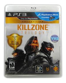 Killzone Trilogy - 3 Jogos - Novo - Não Inclui Dlcs