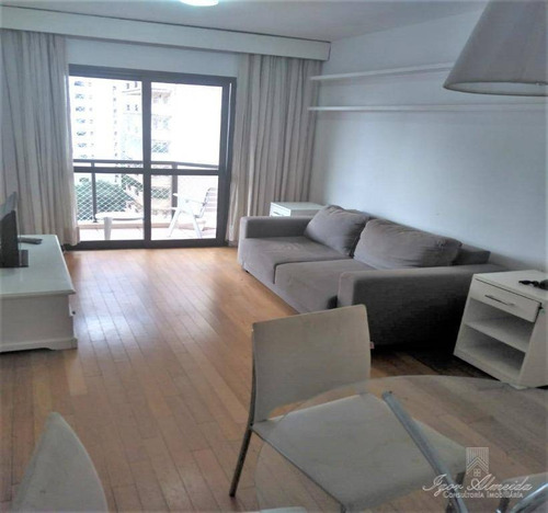 Imagem 1 de 29 de Flat Com 1 Dormitório À Venda, 40 M² Por R$ 470.000,00 - Jardim Paulista - São Paulo/sp - Fl0117
