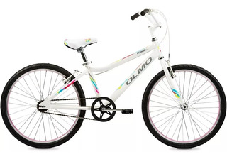 Bicicleta Olmo Mint Rod 24 Nena Cross Cuotas Sin Interes