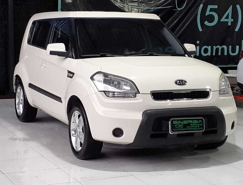 Soul 1.6 Ex 16v Gasolina 4p Manual 2012