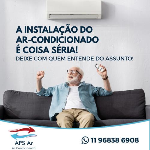 Instalação,manutenção Preventiva, Corretiva Ar Condicionado