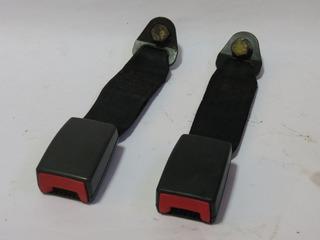 Broche Cinturones Asientos Traseros Fiat Palio, Siena 00-12