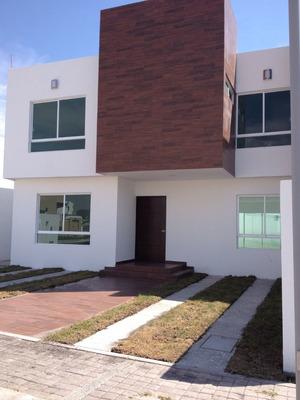 Hermosa Residencia En La Condesa Juriquilla, 4ta Recámara En Pb, Jardín, Lujo