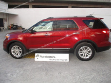 Ford Explorer 2014 Xlt 7 Pas Automática Eléctrica $299,000