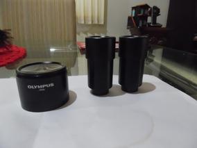 Oculares De 30mm E 30x+lente Auxiliar Para Estéreo Microscop